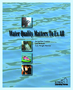 Water Quality Matters to Us All
