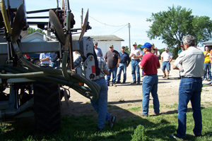 Field Day held on Zwiefel Farm in 2007