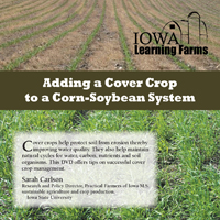 Adding a Cover Crop to a Corn-Soybean System Book Cover