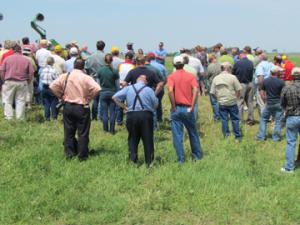 Mueller Farm Field Day